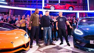Top Gear - Series 26: Episode 5
