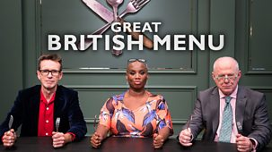 Great British Menu - Series 14: 1. London & South East - Starter & Fish Courses