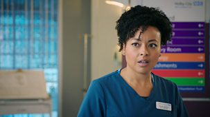Holby City - Series 21: 12. A Simple Lie, Part Two