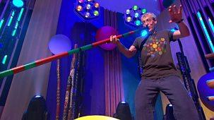 Yolanda's Band Jam - Series 1: 17. Jam #17: Diggin' The Didgeridoo