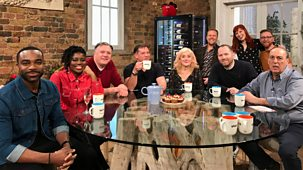 Saturday Kitchen - Red Nose Show