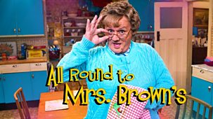 All Round To Mrs Brown's - Series 3: Episode 1