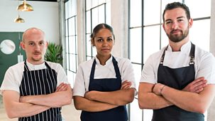 Great British Menu - Series 14: 4. North East: Starter And Fish Courses