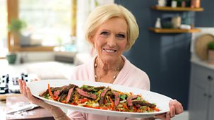 Mary Berry's Quick Cooking - Series 1: 5. West End