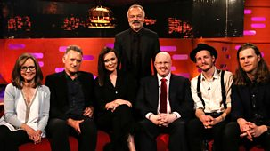 The Graham Norton Show - Series 25: Episode 1