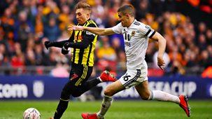Fa Cup - 2018/19: Semi-final: Watford V Wolves Highlights