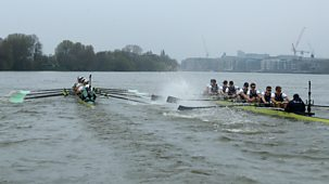 The Boat Race - The 165th Boat Race