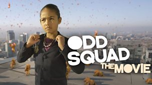 Odd Squad - Series 2: 1. The Movie