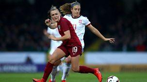 Women's Football - 2019: England V Spain