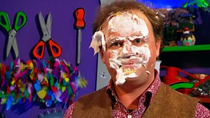 Justin's House - Series 2 - Pie Cam