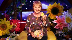 Cbeebies Bedtime Stories - 705. Annette Badland - The First Egg Hunt