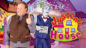 Justin's House - Series 2 - Hottyspottyitis