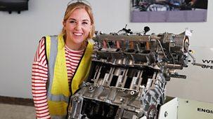 Do You Know? - Series 3: 3. Car Engine And Car Transporter