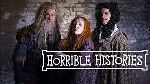 Horrible Histories - Series 2: Episode 1