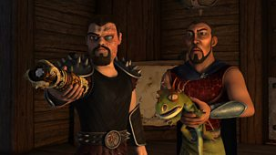 Dragons - Riders Of Berk - Race To The Edge: Series 3: 9. The Wings Of War, Part 2