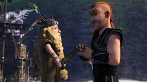 Dragons - Riders Of Berk - Race To The Edge: Series 3: 11. Snuffnut