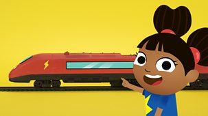 Yakka Dee - Series 3: 11. Train