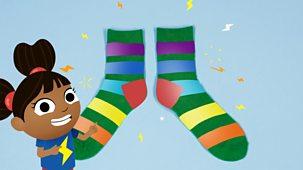 Yakka Dee - Series 3: 12. Socks