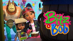 Bitz & Bob - Series 2: 1. Bitz's Big Build