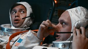 Horrible Histories - Series 8: 7. Moon Mayhem