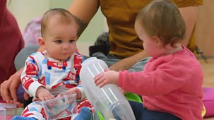 The Baby Club - Series 2: 7. Plastic Tub