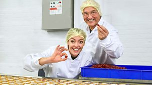 Inside The Factory - Series 5: 1. Cherry Bakewells