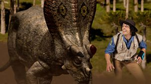 Andy's Dinosaur Adventures - Triceratops And Horn