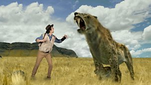 Andy's Prehistoric Adventures - 11. Sabre-toothed Cat And Roar
