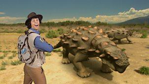 Andy's Prehistoric Adventures - 13. Ankylosaur And Club