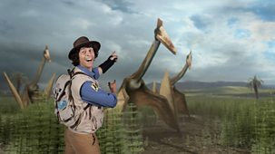 Andy's Prehistoric Adventures - 19. Magyarosaurus And Reeds