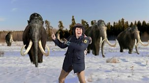 Andy's Prehistoric Adventures - 21. Woolly Mammoth And Ice