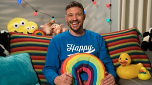 Cbeebies Bedtime Stories - 718. Will Young - The Family Book
