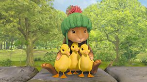 Peter Rabbit - Series 2: 1. The Tale Of The Puddleduck Disaster