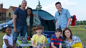 Topsy And Tim - Series 3: 1. Camping Weekend