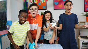Craft Party - Series 1: 3. Slime Party