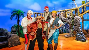 Swashbuckle - Series 2: 1. Cbeebies Pirate Party