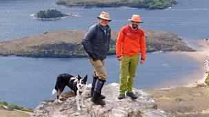 Grand Tours Of Scotland's Lochs - Series 3: 1. The Wild Way Of The North