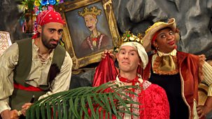 Swashbuckle - Series 6: 6. King Cook