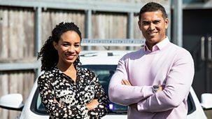 Crimewatch Roadshow - Series 14: Episode 1