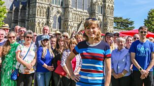 Antiques Roadshow - Series 42: Salisbury Cathedral 1