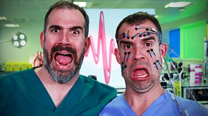 Operation Ouch! - Series 8: 2. Doctors Face Off
