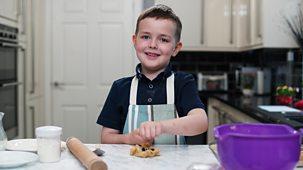 My World Kitchen - Series 3: 2. Izaac's Lancashire Chorley Cakes
