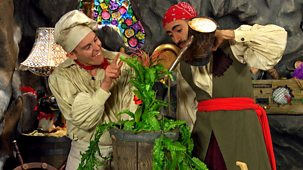 Swashbuckle - Series 6: 8. Green Fingered Pirates