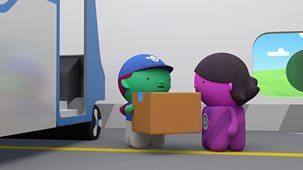 Tinpo - Series 1: 55. Truck Wallop