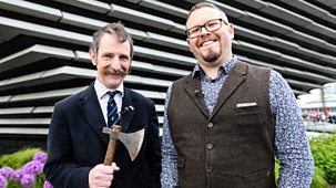 Antiques Roadshow - Series 42: V&a Dundee 1