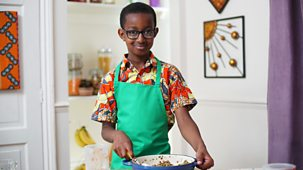 My World Kitchen - Series 3: 10. Iaia's Guinea-bissau Kansiye