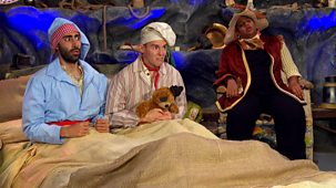 Swashbuckle - Series 6: 12. Sleepy Shipmates