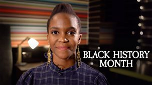 Horrible Histories - Top 5: Black History Month With Oti Mabuse