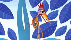 Tinga Tinga Tales - Series 1 - Why Woodpecker Pecks