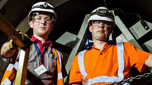 The Channel Tunnel – Life On The Inside - Series 1: 3. The Initial Idea